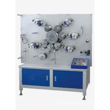 Máquina rotatoria de impresión de etiquetas