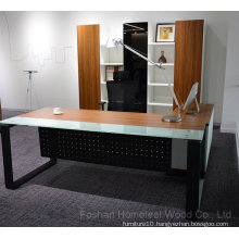 Luxury Wooden Office Furniture Office Manager Table (HF-SIE110)