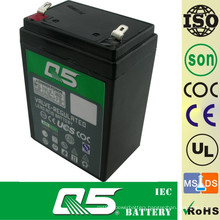 12V2.6AH UPS Battery CPS Battery ECO Battery...Uninterruptible Power System...Small Storage Lead Acid Battery Mf Lead Acid Battery Street Lamp...etc.