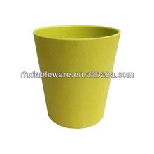 Vasos biodegradables con manguito de silicona