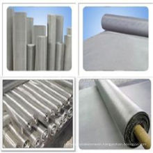 Plain Weave Stainless Steel Wire Metal Mesh