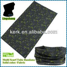 Customer Heat Transfer Polyester Turban headband Headwear !LSB32