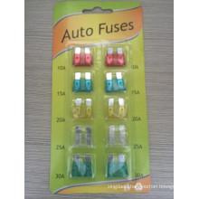 10pcs blade auto fuse
