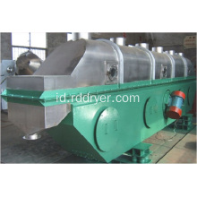 Rectilinear Vibrating Fluidized Bed Dryer