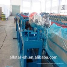 mejor venta de productos usados rodillo obturador puerta rollo formando equipo de shanghai allstar