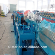 Best-seller produtos usados do rolo do obturador porta Máquina Perfiladeira de Xangai allstar