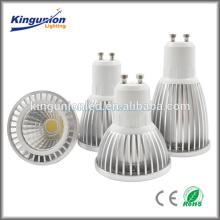 Shenzhen alto Lumen CRI MR16 del manufactory, GU10 COB venta al por mayor Proyector del LED