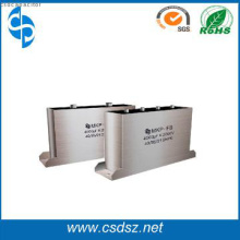 Stainless Steel Case and Silvered Copper Nut dc link capacitor