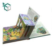 Kundenspezifischer Journal-Comic-Kinderfoto-billiger Buchdruck