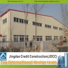 Oficinas de estruturas de aço leve pré-fabricadas