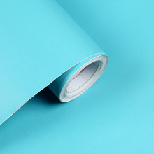 Solid color pvc materials wall paper
