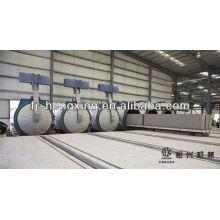 Autoclave Areated Línea de producción de hormigón