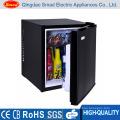 Portable Single Solid Door Hotel Commercial Mini Refrigerator