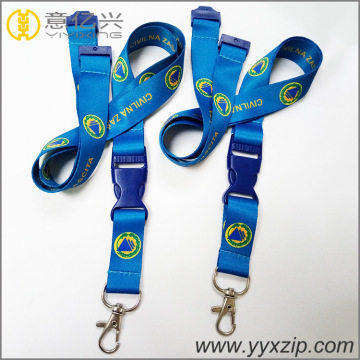 Billiga Sublimation Blank Lanyards med din logotyp