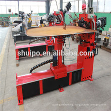 2014 Best Price Firm High Quality Tank Head Folding Bending Flanging Machine