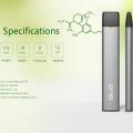 Ald Mini E-Cigarette Disposable Pod System 200 Puffs