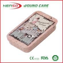HENSO Aluminium Pill Box