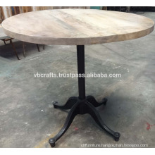 Cast Iron Bistro Table
