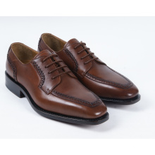 New Design Flat Genuine Leather Mens Business Shoes (NX 425)