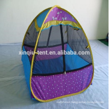 children pop up playing bed tent