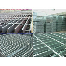 galvanized foot steel lattice,galvanized feet steel grating,galvanised feet grilles
