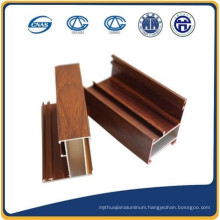 china made aluminium extruded anodized profile for windows and doors