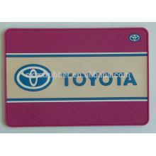 famouse brand car anti slip mat, PU dashboard non slip car mat