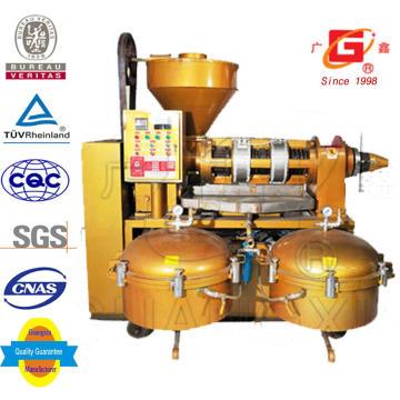 Maquinaria da factura de petróleo do preço de fábrica do ISO, máquina de pressão, expulsor do óleo