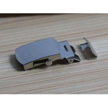 Boucle de ceinture réversible en métal personnalisée et promotionnelle avec sangle boucle de ceinture