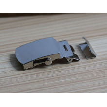 promotional custom metal reversible belt buckle with belt buckle strap