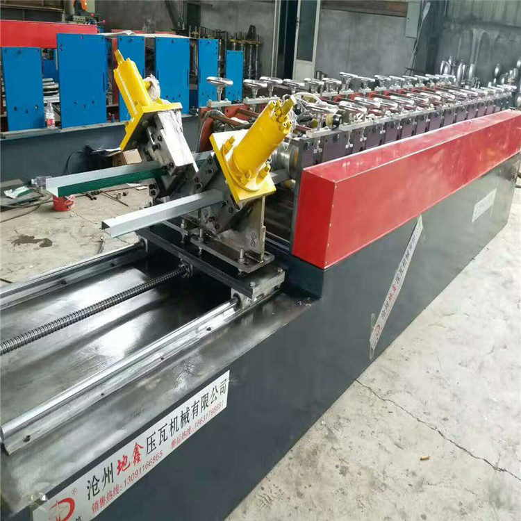 Making Steel Keel Profile Machine
