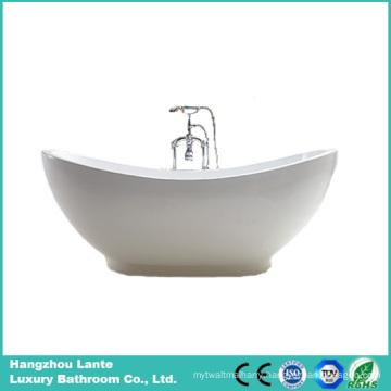 2016 Newly Simple Acrylic Freestanding Bathtub (LT-15D)