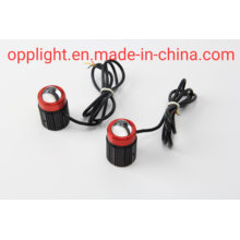 Opplight High Quality Best Price  Mini LED Lens Fog Lamp Projector Dual Color Strobe Funtion Perfect Light Pattern
