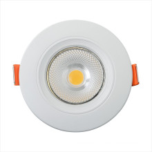 Indoor lighting Round cob Ultra slim surface mounted Recessed 3w 4w 5w 6w led down light