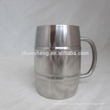 fácil ir de tazas de café reutilizable con tapas modernas venta por mayor