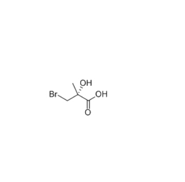 (2R)-3-Bromo-2-Hydroxy-2-Methylpropanoic Acid CAS 261904-39-6