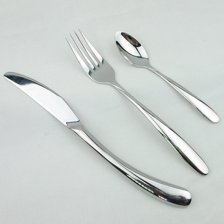 Multi-specification stainless steel tableware household