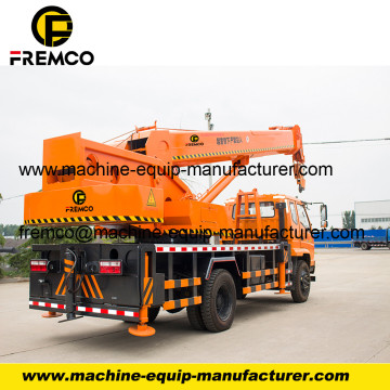 Swivel Lifting Truck Crane for Sale