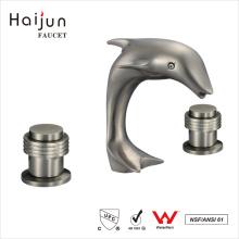 Haijun 2017 Nuevo diseño artístico cUpc lavabos de latón termostático grifos