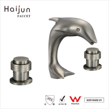 Haijun 2017 New Design Artistic cUpc Thermostatic Brass Wash Basin Faucets