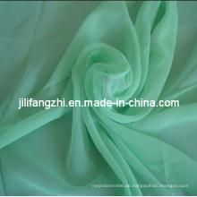 Polyester bunte Schal Voile für Lady Kopftuch muslimischen Textile Fabric