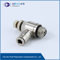 MPD Mental Push-in Pneumatic Fittings