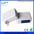 4 USB prots folding wall ac dc adapter 5V2A