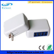china manufacturer 5V 2A 4 ports USB ac dc adapter, power adapter