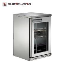 Equipo caliente de la cocina de la venta 2017 mini congelador eléctrico de la puerta