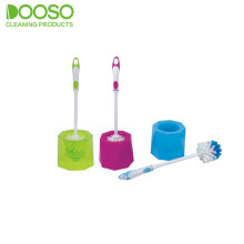 Dirt Remover Toilet Brush With Holder Set DS-958