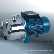 Self-Priming Garden Jet Pump, Stainless Steel Jet Pump