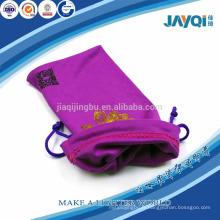20% nylon 80% sac à lunette en polyester 210gsm