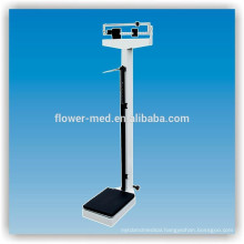 RGT.B-200-RT hospital use Double Ruler Body Scale