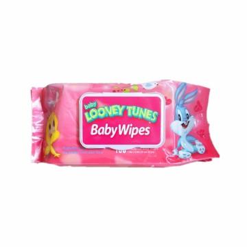 Frische Parfüm alkoholfreie Hautpflege Babytücher